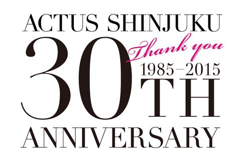 Shinjuku30th