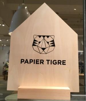 Papier Tigreがやってきました!