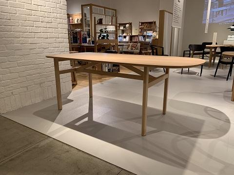 【まもなく終了致します】ヨーロッパに認められた日本の木工家具展